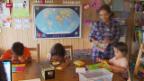 Video «Mama ist die Lehrerin» abspielen
