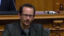 Video «Glättli: Wille der Gripen-Gegner wird missachtet» abspielen