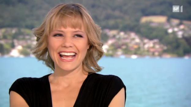 Video «Francine Jordi Schlagersommer» abspielen