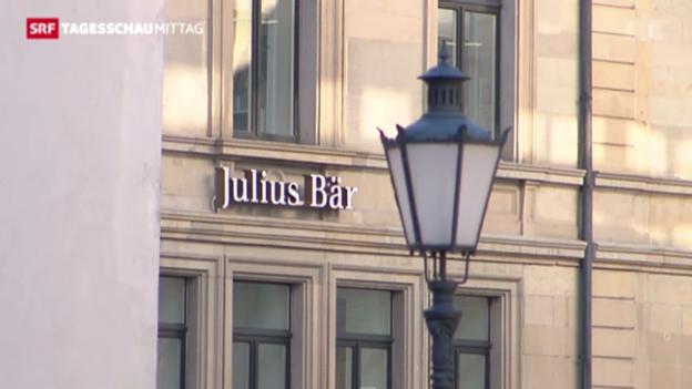 Video «Gute Zahlenvon Julius Bär» abspielen
