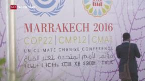 Video «Klimagipfel endet ohne wichtige Beschlüsse» abspielen