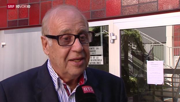Video «Neue Vorwürfe gegen Jean Ziegler» abspielen