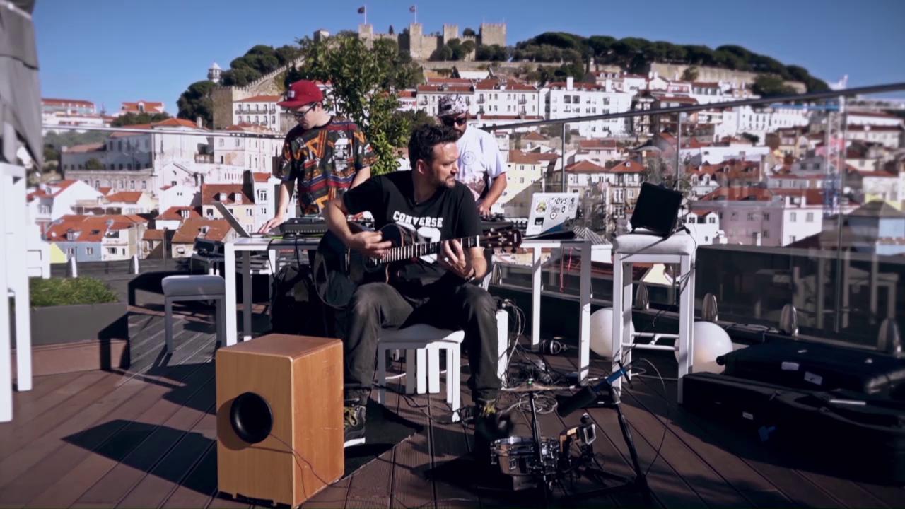 Die ganze Jamsession aus Lissabon