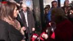 Video «Menschen flüchten vor Korruption aus dem Kosovo» abspielen