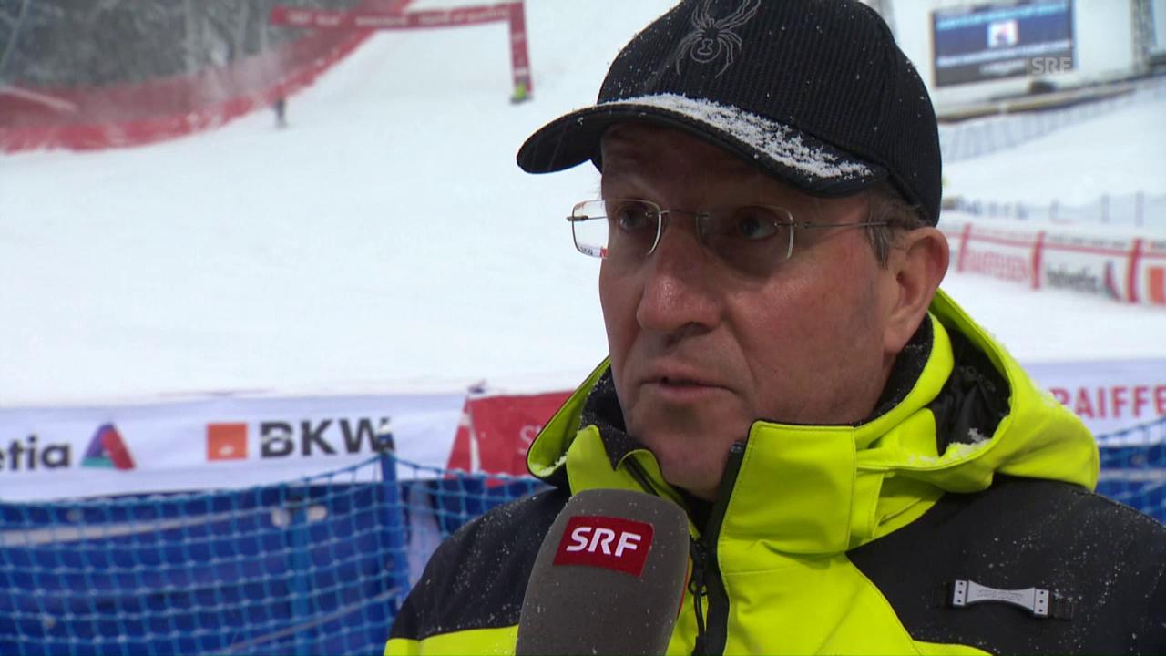 OK-Chef Urs Näpflin: «Keine riesen Einbusse für die Region»