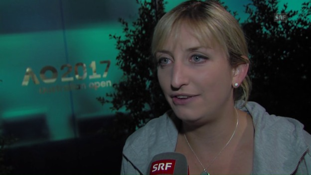 Video «Interview mit Timea Bacsinszky» abspielen