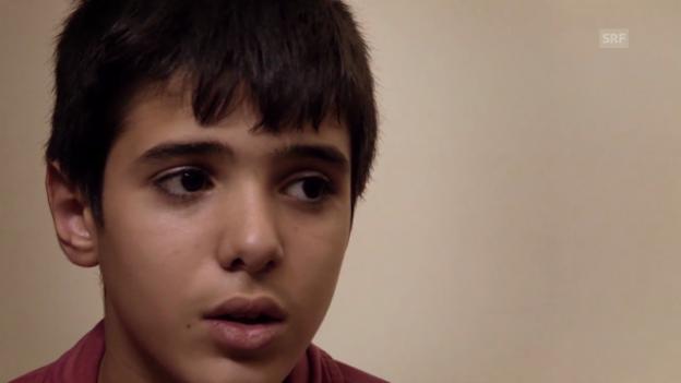 Video «Mohammed: «Mein Herz ist zerstört.» (Filmausschnitt)» abspielen