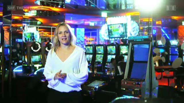 Mit Eva Wannenmacher im Grand Casino Baden