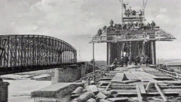 Video «Geschichte der Transsibirischen Eisenbahn («10vor10», 13.07.1993)» abspielen