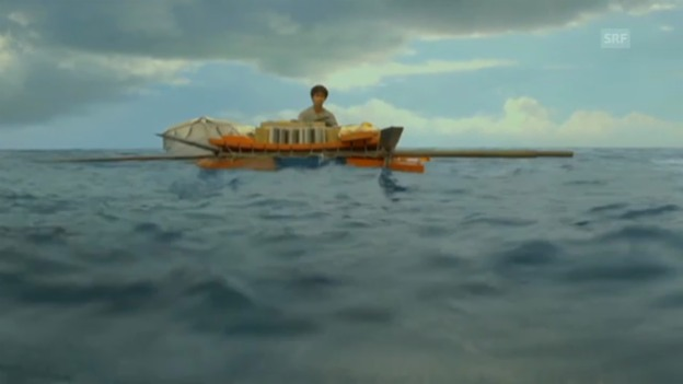 Video «Trailer «Life of Pi»» abspielen