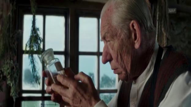 Video «Trailer zu «Mr. Holmes»» abspielen