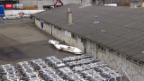 Video «Asylzentrum für 500 Personen» abspielen