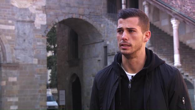 Video «Remo Freuler: Von Bergamo in die Nati?» abspielen