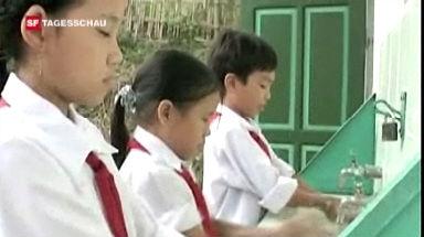 Video «Tag des Händewaschens» abspielen
