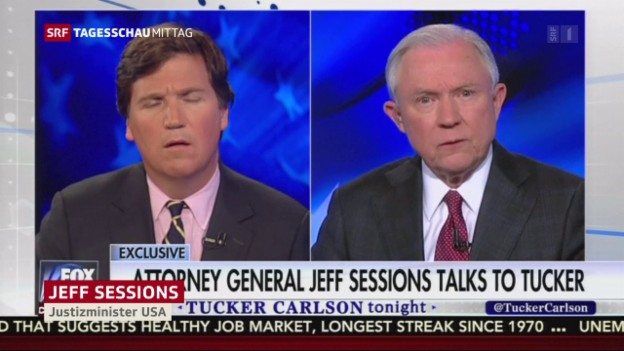Video «Sessions tritt in den Ausstand» abspielen