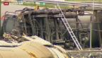 Video «Fast 25 Tonnen Schwefelsäure ausgelaufen» abspielen