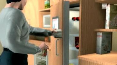 Woher kommt der Kühlschrank?
