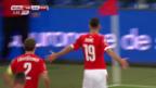 Video «Fussball: EM-Quali, Schweiz - Slowenien» abspielen