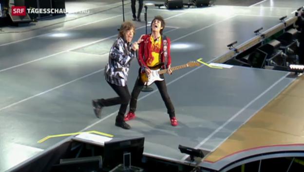 Video «Rocklegenden in alter Frische» abspielen
