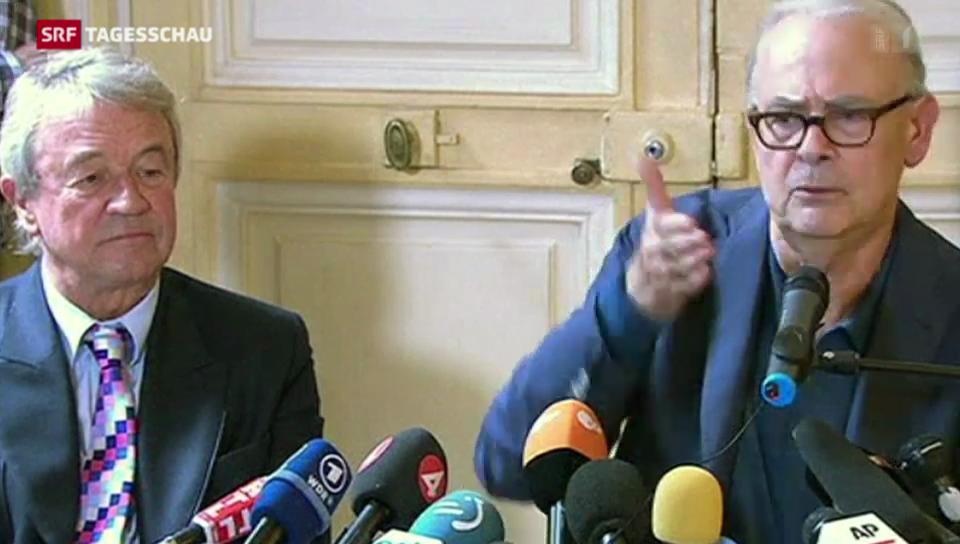 Literatur-Nobelpreis für Patrick Modiano