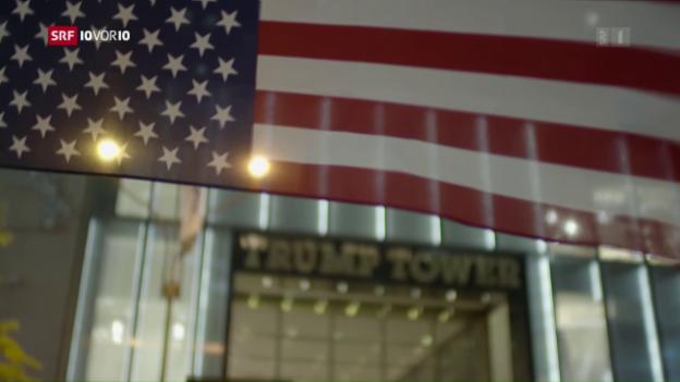 Video «10vor10 vom 10.11.2016» abspielen
