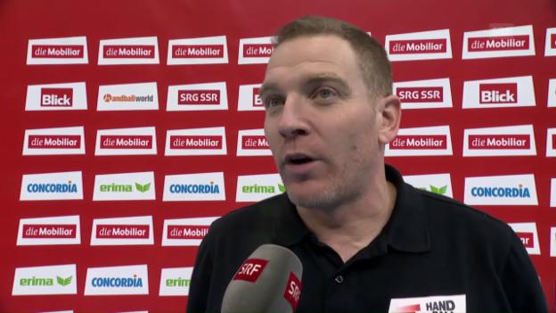Video «Nati-Trainer Suters Bitte «an die ganze Schweiz»» abspielen