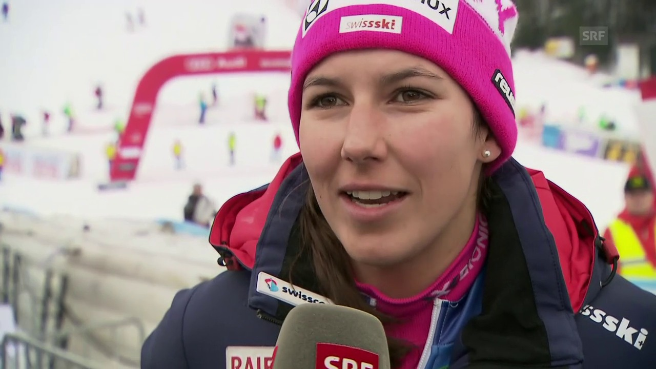 Holdener: «Hatte heute Mühe mit dem Gefühl auf dem Ski»