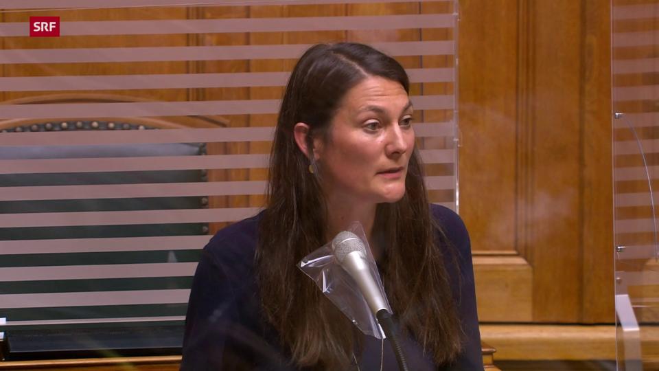 Tiana Angelina Moser (GLP/ZH): «Müssen Projekte der Entwicklungszusammenarbeit aufrechterhalten»