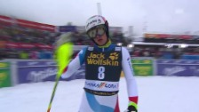 Video «Yules Aufholjagd im 2. Lauf» abspielen
