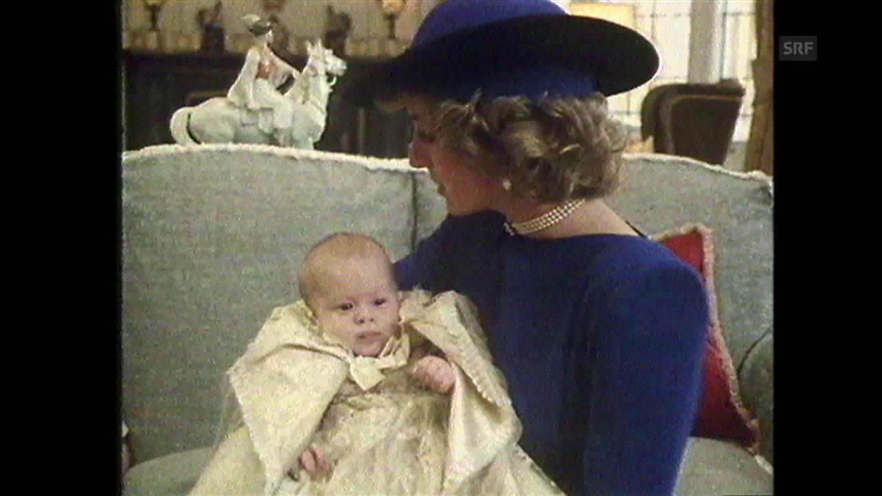 Charles und Dianas Sohn Nummer zwei ist da