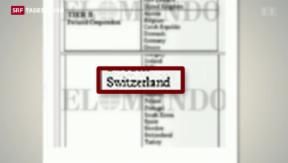 Video «Widersprüchliche Signale zum Kontakt NSA-Schweiz» abspielen