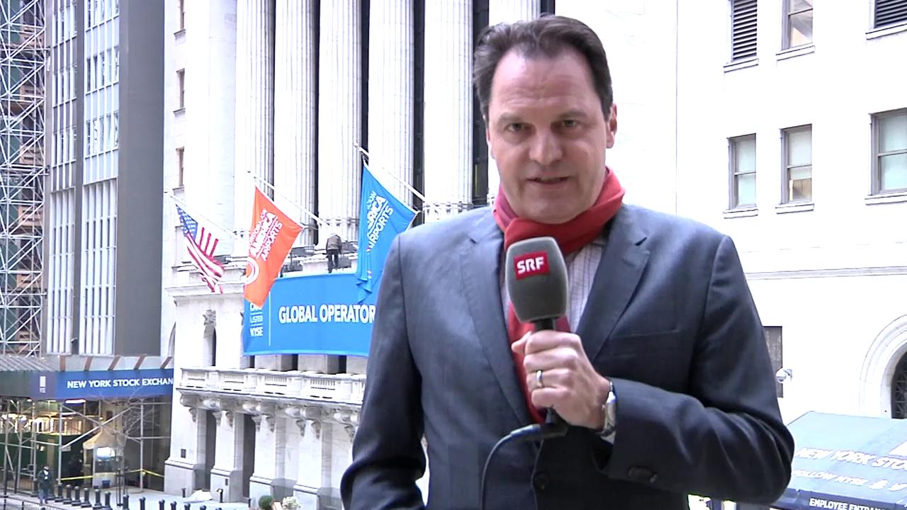 Börsenkorrespondent Jens Korte zu den Apple-Zahlen