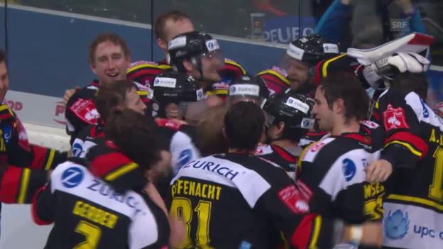Video «Eishockey: Die Tore des Cup-Finals SCB - Flyers» abspielen