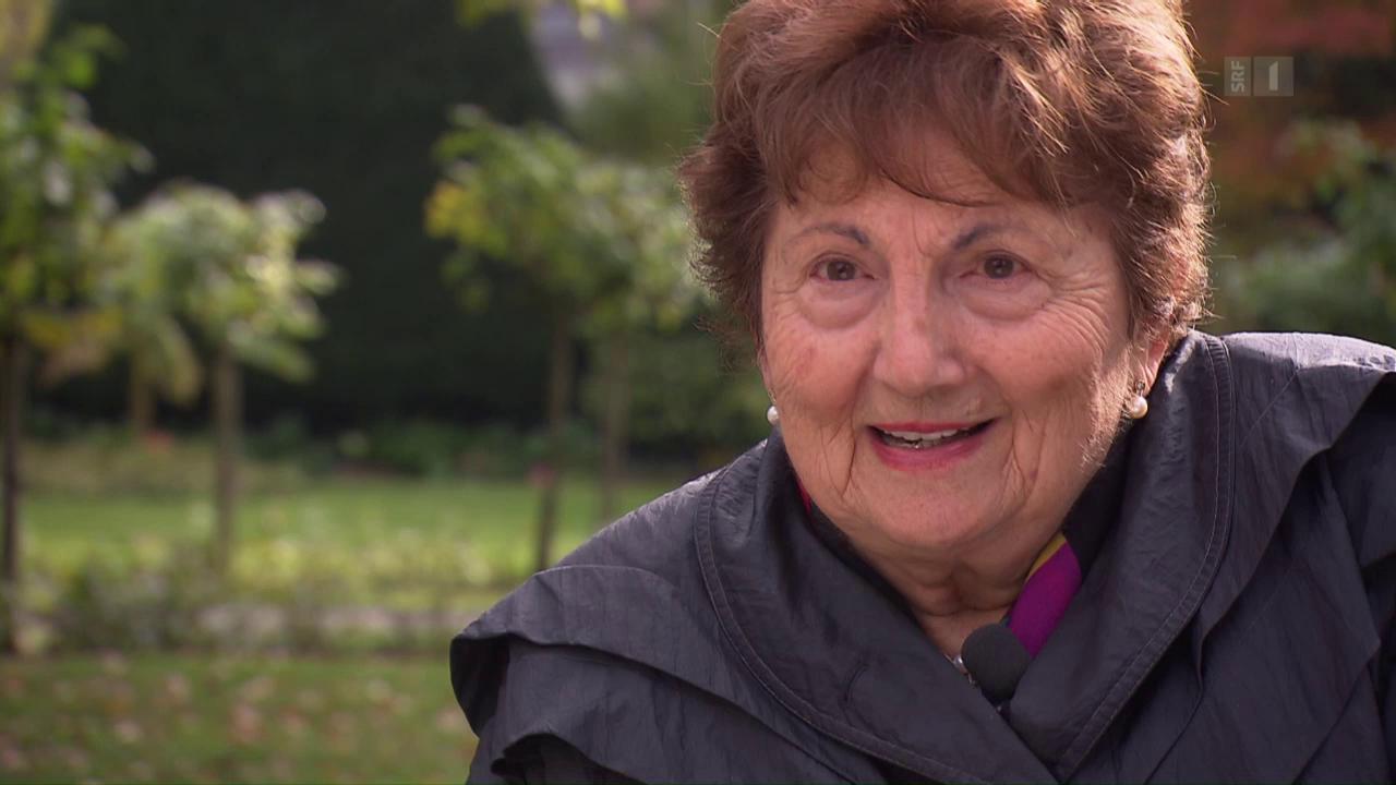 Armenier-Genozid - wie eine Schweizerin Augenzeugin wurde