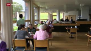 Video «Hotellerie-Kosten in Altersheimen» abspielen
