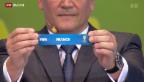 Video «Auslosung Fussball-WM» abspielen