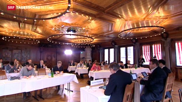 Video «Sawiris mit Aktienmehrheit am Andermatt Resort» abspielen