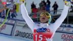 Video «Ski: Lauberhorn-Abfahrt in Wengen» abspielen
