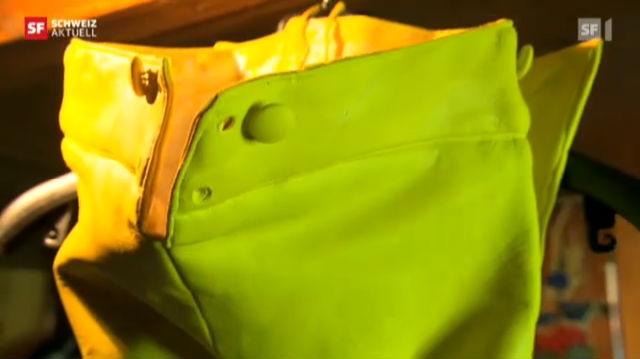 Das Geheimnis der gelben Hose