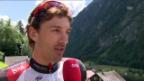Video «Cancellara über seinen Entscheid» abspielen