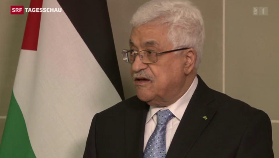 Abbas in Bern
