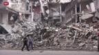 Video «Russland zieht Truppen aus Syrien zurück» abspielen