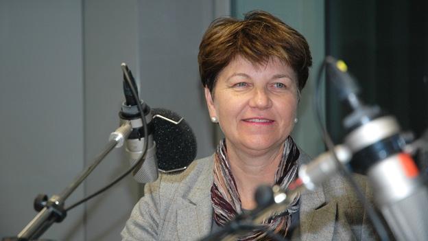 Viola Amherd: Die Bergbevölkerung verliert