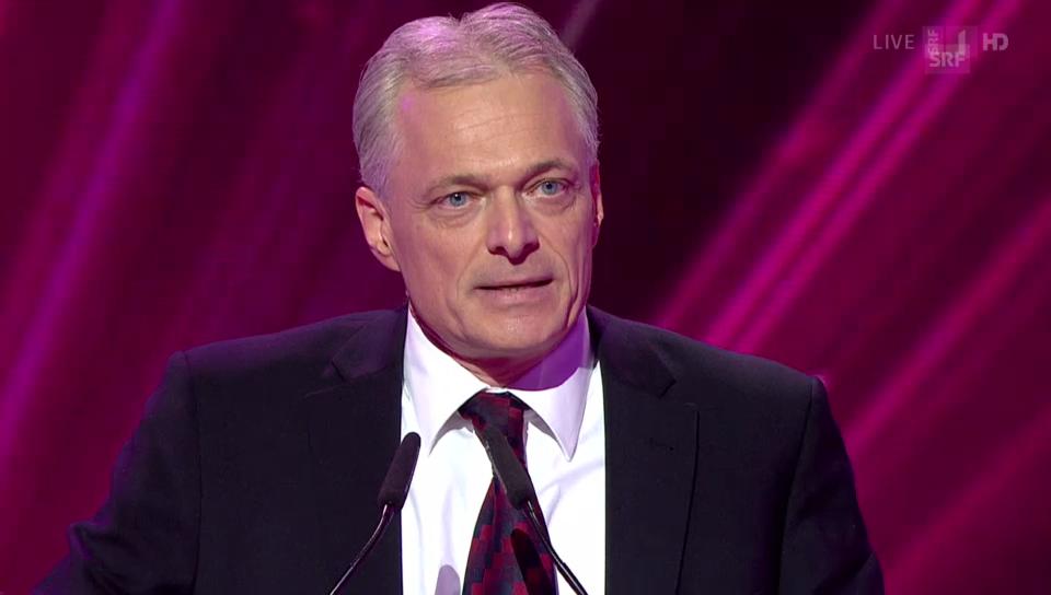 «SwissAward», Gewinner Politik: Thomas Minder