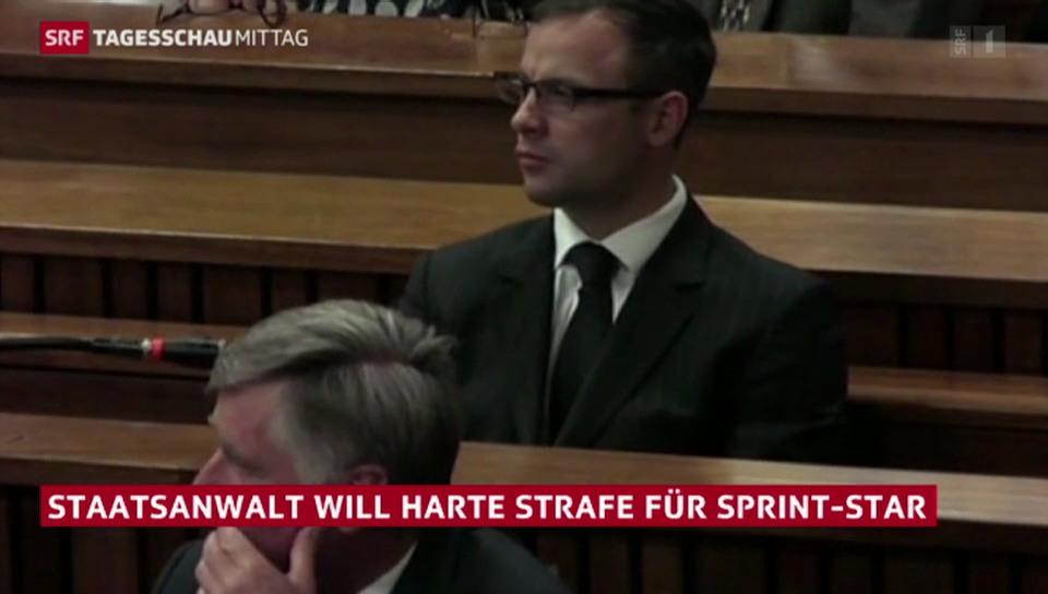 Schlussplädoyers im Pistorius-Prozess