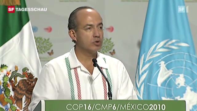 Klimagipfel in Cancun 2010