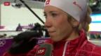 Video «Teil 4: Das Biathlon-Rennen der Frauen über 12,5 km» abspielen