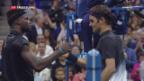 Video «Federer kämpft und siegt» abspielen