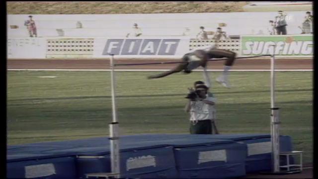 Sotomayors Weltrekord in Salamanca