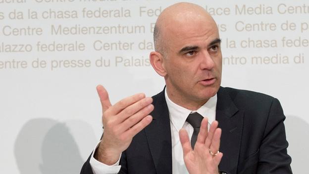 Gesundheitsminister Berset zum Quervergleich bei Medikamentenpreisen